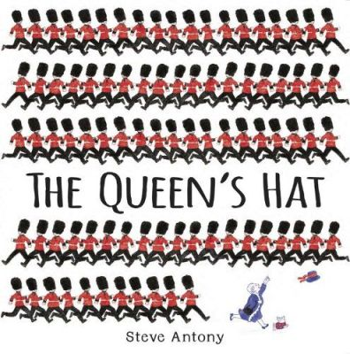 the queen's hat cover image