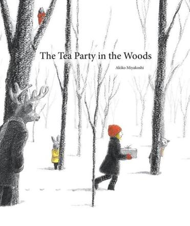 the tea party in the woods cover image