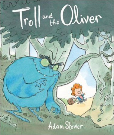 the troll and the oliver cover image