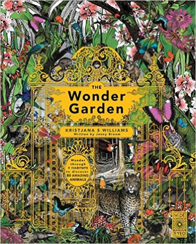 the wonder garden cover image