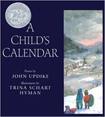 a child's calender cover image