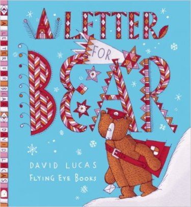 a letter for bear cover image