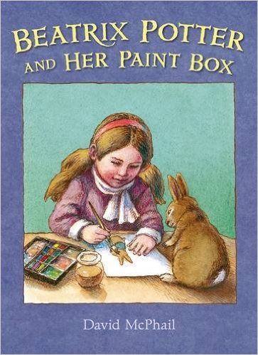 beatrix potter and her paint box cover image