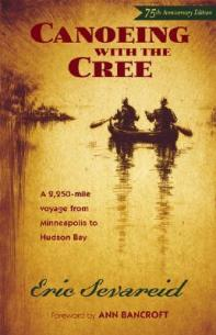 canoeing with the cree cover image