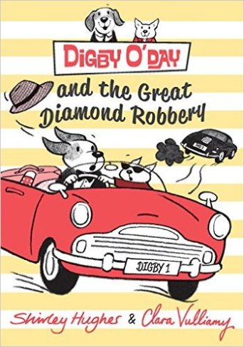 digby o'day and the great diamond robbery cover image