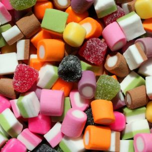 dolly mixture!