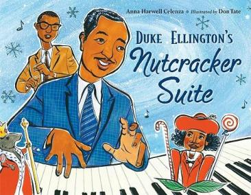 duke ellington's nutcracker suite cover image