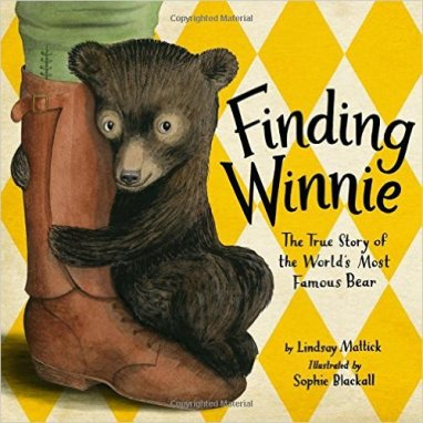 finding winnie cover image