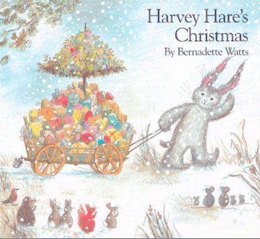harvey hare's christmas cover image