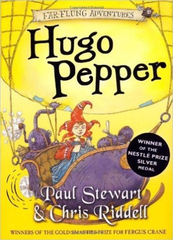 hugo pepper cover image