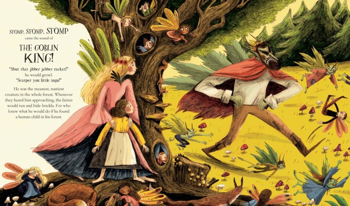imelda and the goblin king interior briony may smith