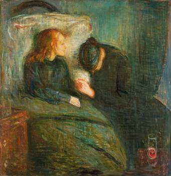 Edvard Munch, The Sick Child