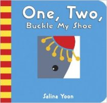 one two buckle my shoe cover image