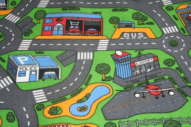 road map rug