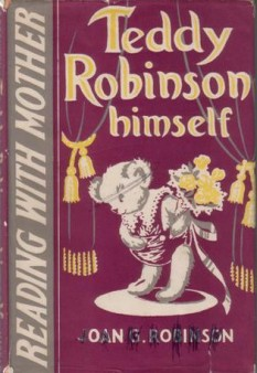 A well-loved vintage edition of Teddy Robinson stories.