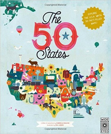 the 50 states cover image