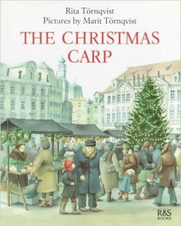 the christmas carp cover image
