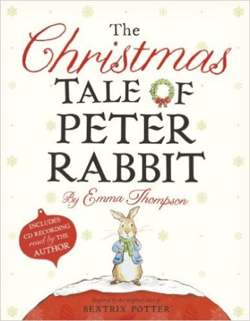 the christmas tale of peter rabbit cover image