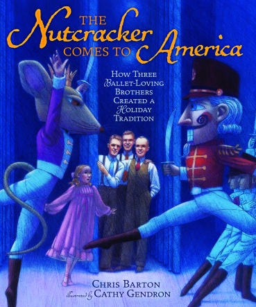 the nutcracker comes to america cover image