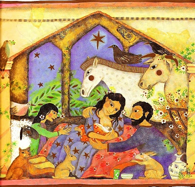 the story of christmas illustration2 jane ray