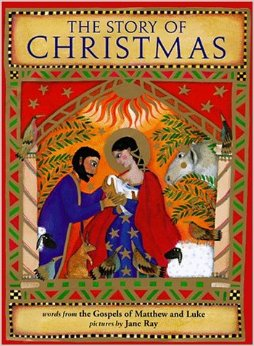 the story of christmas jane ray cover image