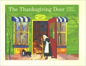 the thanksgiving door cover image