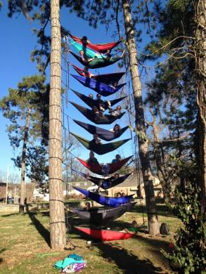 tower of hammocks