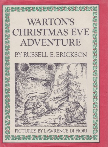 Warton's Christmas Adventure cover image