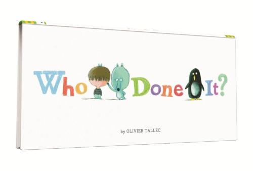 who done it cover image