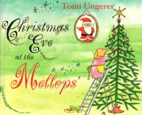 christmas eve at the mellops cover image