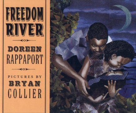 freedom river cover image