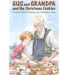 gus and grandpa and the christmas cookies cover image