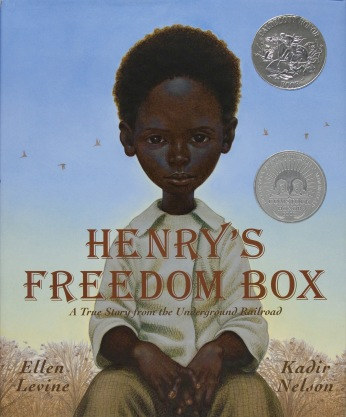 henry's freedom box cover image