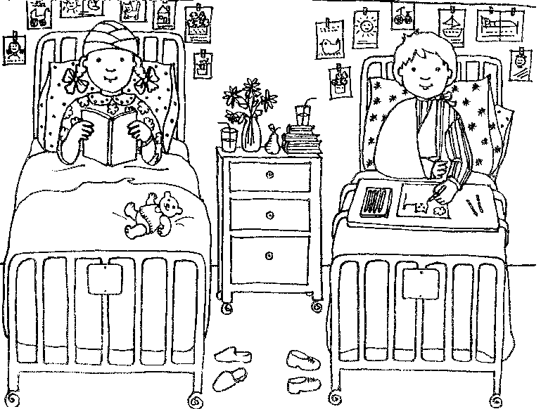 coloring pages of hospital - hospital coloring page orange marmalade