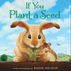 if you plant a seed kadir nelson cover image