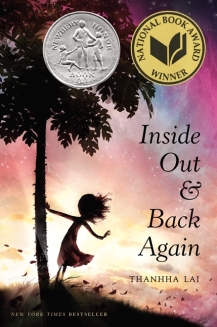 inside out and back again cover image
