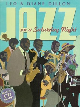 jazz on a saturday night cover image