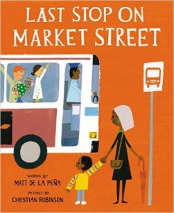 last stop on market street cover image