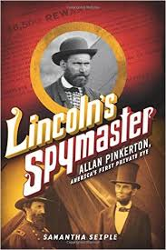 lincoln's spymaster cover image