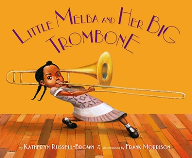 little melba and her big trombone cover image