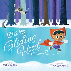 little red gliding hood cover image