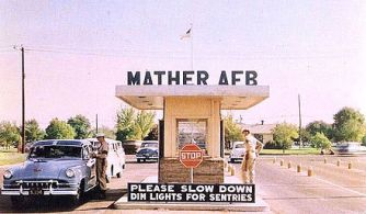 mather afb 1955
