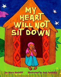 my heart will not sit down cover image