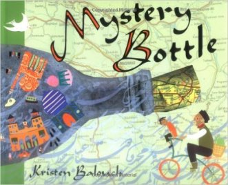 mystery bottle cover image
