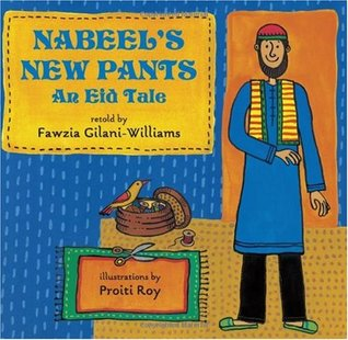 nabeel's new pants cover image