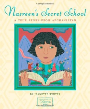 nasreen's secret school cover image