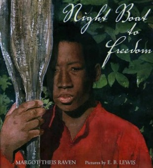 night boat to freedom cover image