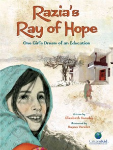 razia's ray of hope cover image