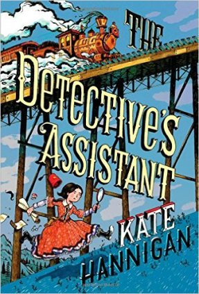 the detective's assistant cover image