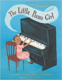 the little piano girl cover image